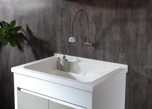 洗衣台(立柱與鋁腳櫃)
