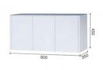 90cm洗衣台吊櫃尺寸
