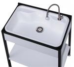 ST-205MMA壓克力洗衣台
