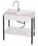ST-390固定式洗衣台