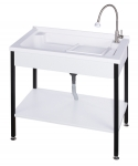 ST-590活動式洗衣台