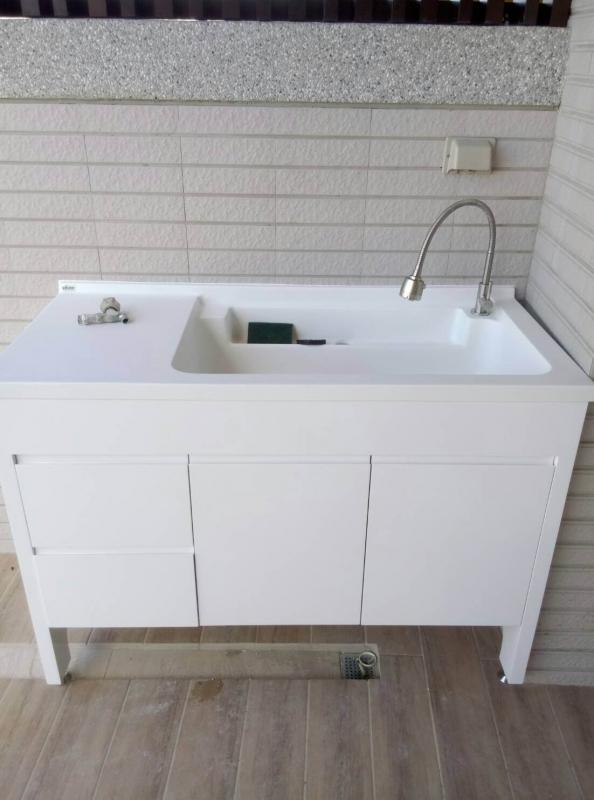 洗衣台案例(台中 沙鹿區 透天)