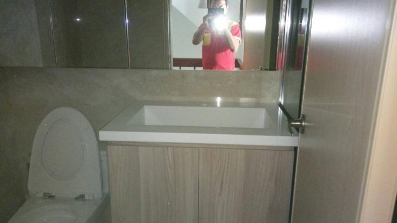 浴室案例(手工水槽)