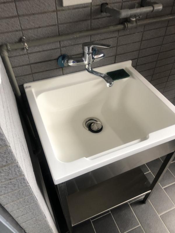 洗衣台案例(竹北市 中陽森)