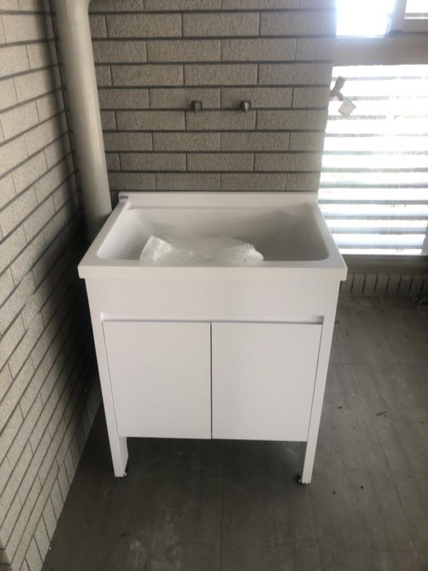 洗衣台案例(台中 太子建設)