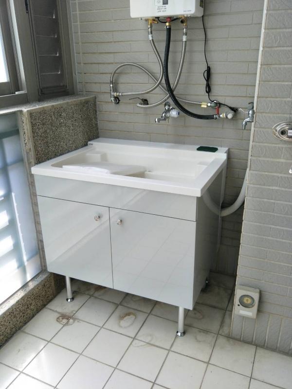 洗衣台案例(台中 豐原 )
