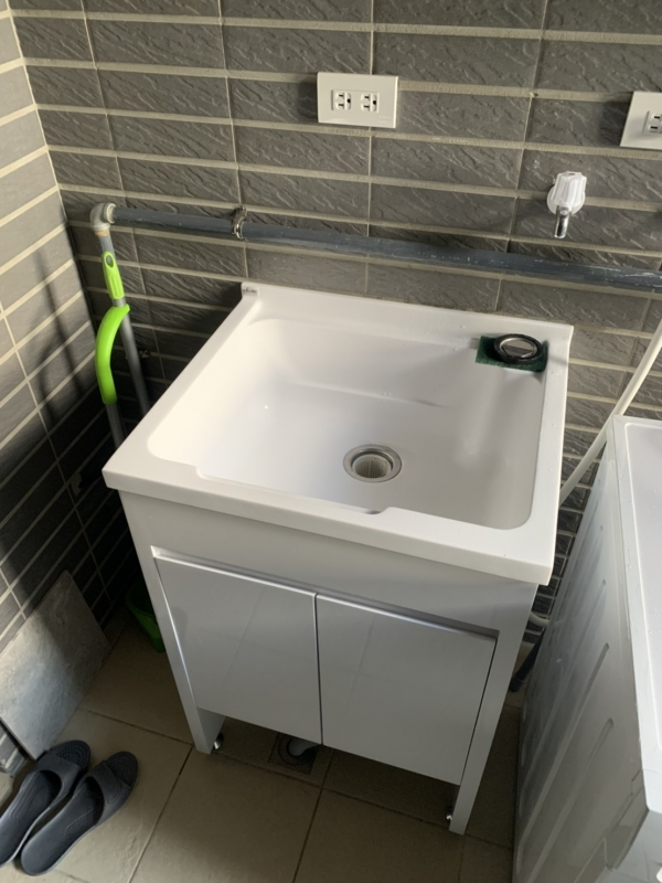 洗衣台案例(台中 烏日 )