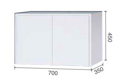 70cm洗衣台吊櫃尺寸