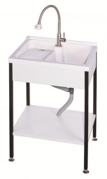 ST-360 固定式洗衣板實心人造石水槽