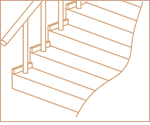 樓梯瞬間變成無障礙樓梯